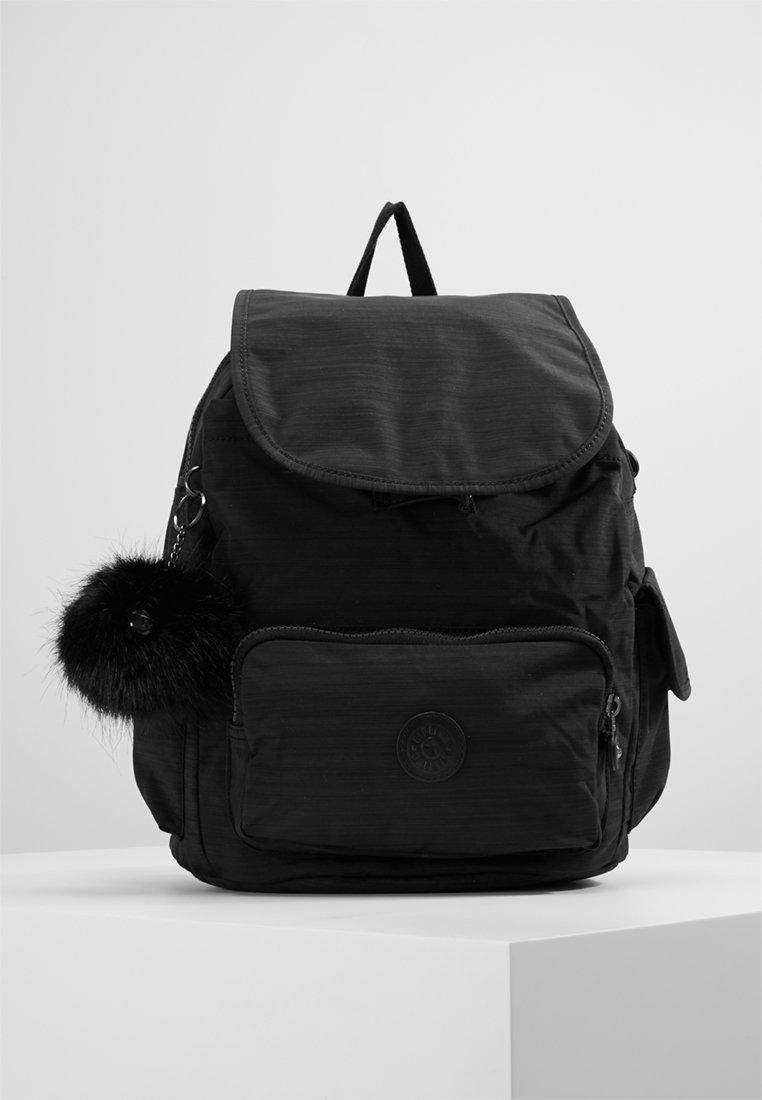 Kipling - CITY PACK S - Reppu - true dazz black