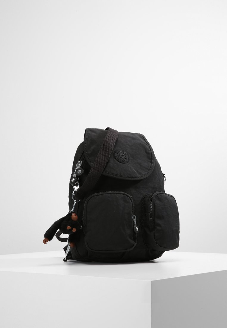 Kipling - FIREFLY UP - Tagesrucksack - true black