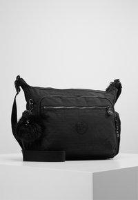 Kipling - GABBIE - Across body bag - true dazz black - 0