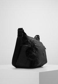 Kipling - GABBIE - Across body bag - true dazz black - 3