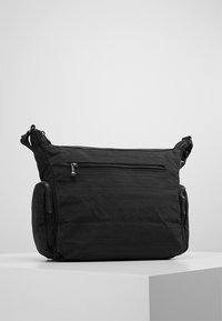 Kipling - GABBIE - Across body bag - true dazz black - 2
