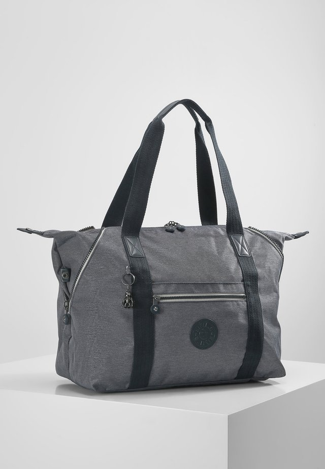ART M - Shopping bag - charcoal