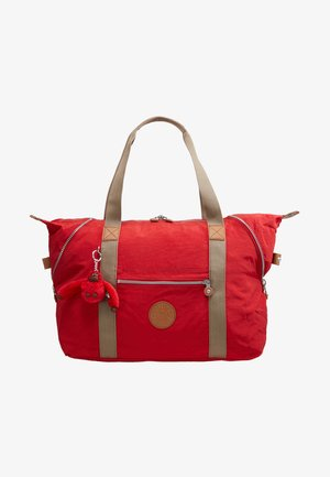 ART M - Shopping Bag - true red