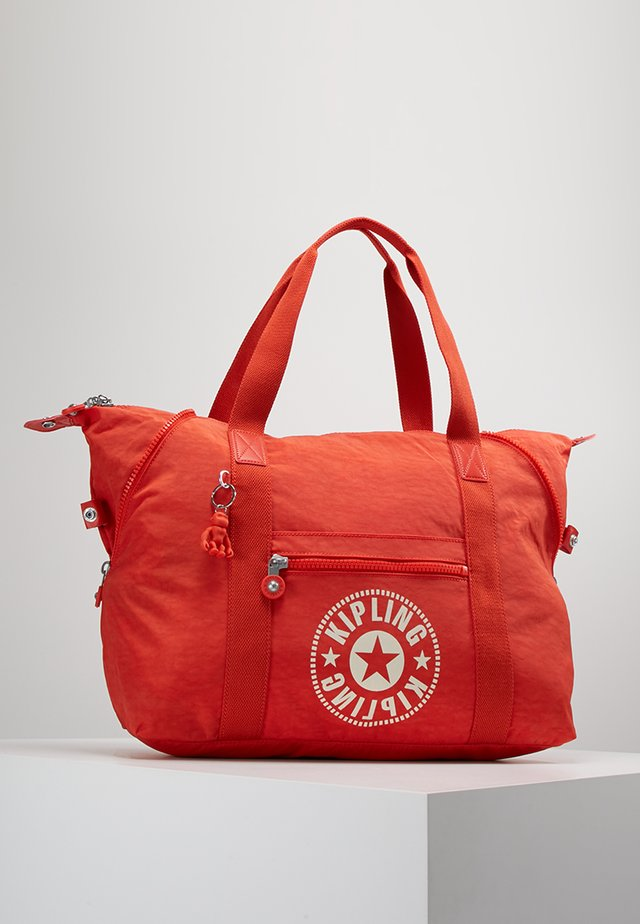 ART M - Shopping Bag - active red