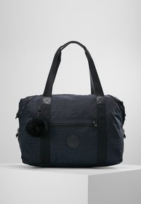 Kipling - ART M - Shopping bag - true dazz navy - 4