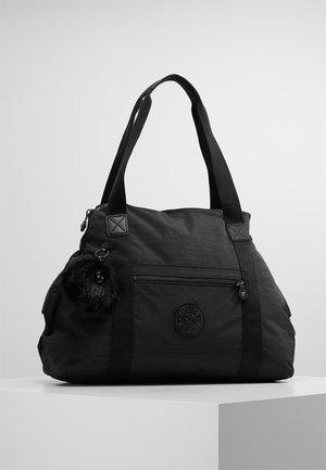 ART M - Shopping Bag - true dazz black