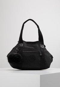 Kipling - ART S - Velká kabelka - true dazz black - 4
