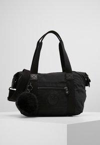 Kipling - ART S - Velká kabelka - true dazz black - 0