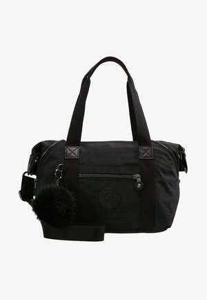 ART S - Tote bag - true dazz black