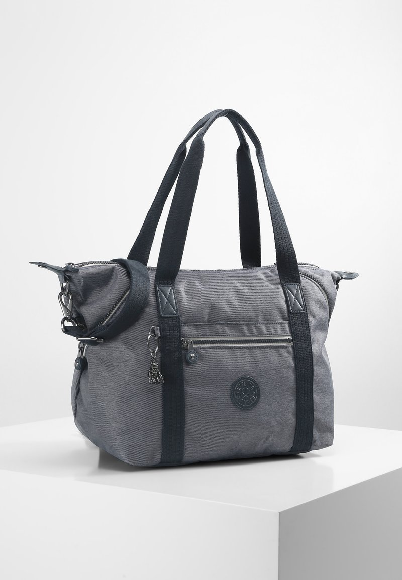 Kipling - ART - Shopping bags - charcoal