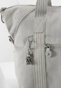 Kipling - ART - Shopping bags - grey - 5