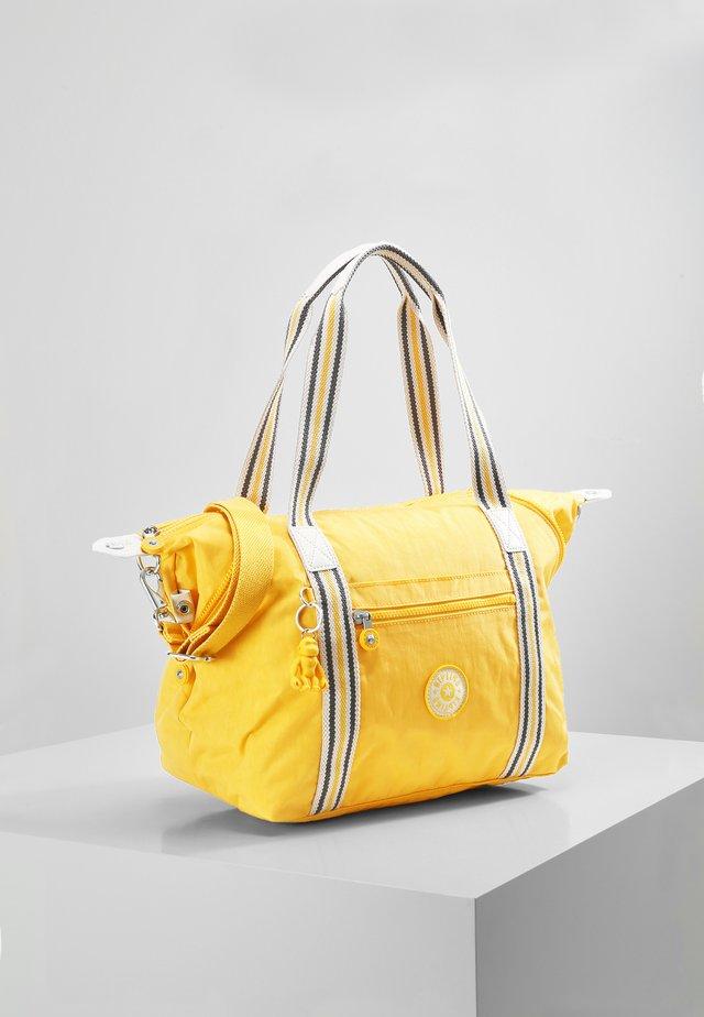 ART - Shoppingväska - vivid yellow