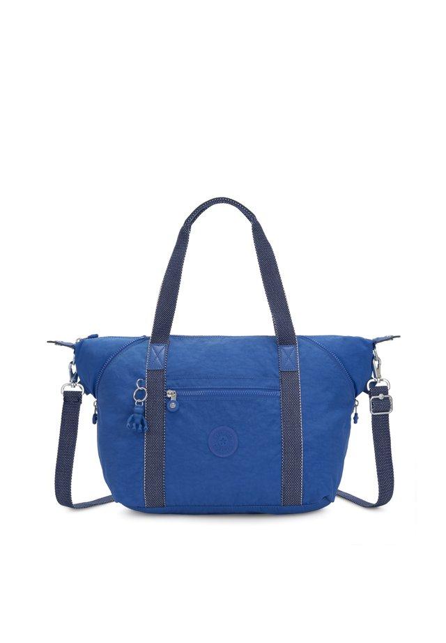 ART - Shopper - wave blue