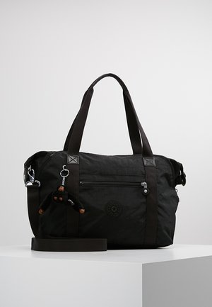 ART - Bolso shopping - true black