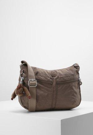 IZELLAH - Across body bag - true beige