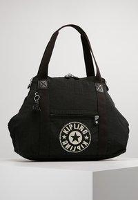 Kipling - ART M - Weekend bag - lively black - 5