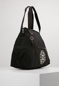 Kipling - ART M - Weekend bag - lively black - 3