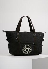 Kipling - ART M - Weekend bag - lively black - 0