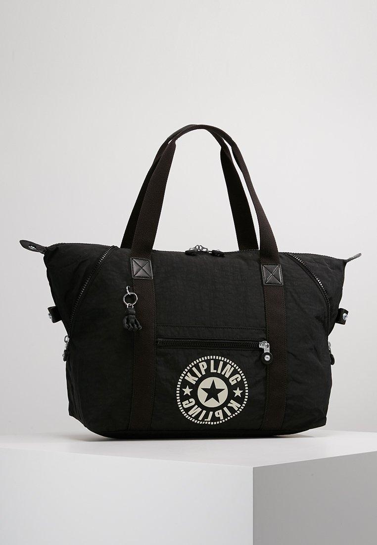Kipling - ART M - Weekend bag - lively black