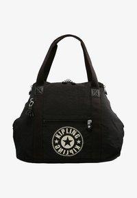 Kipling - ART M - Weekend bag - lively black - 7