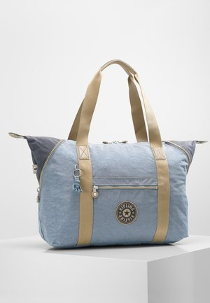 ART - Shopping bag - stone blue