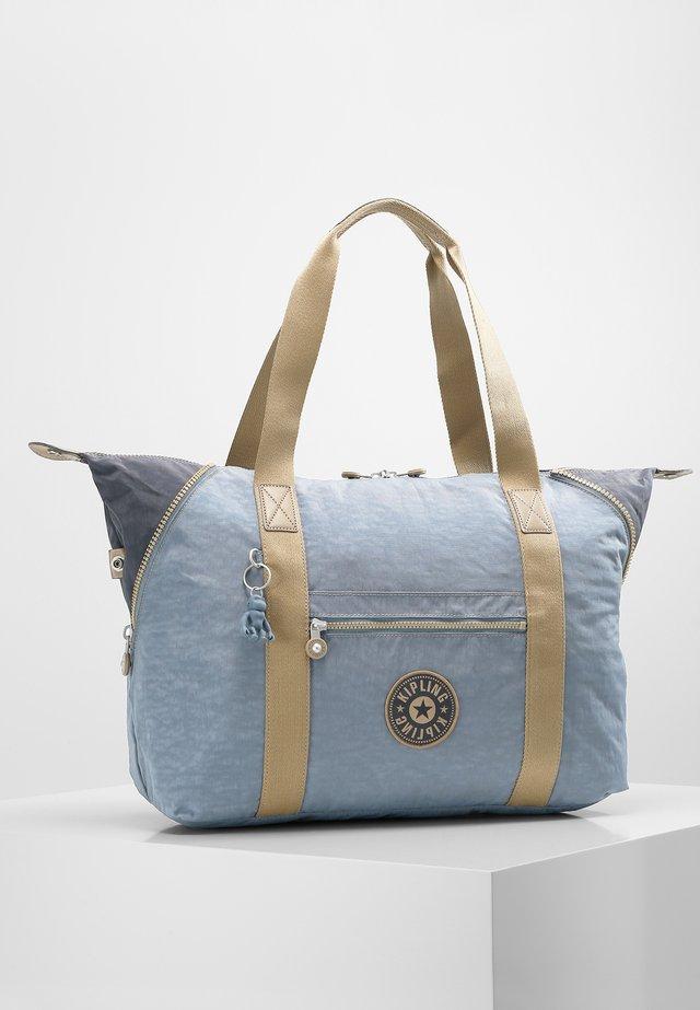 ART - Shopper - stone blue