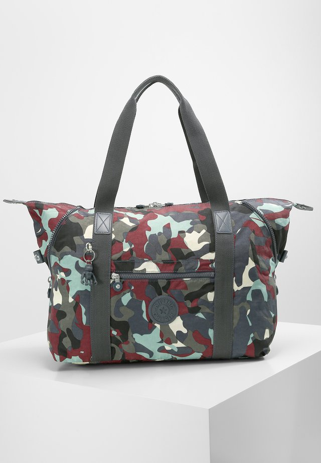 ART - Bolso shopping - khaki