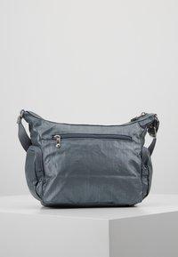 Kipling - GABBIE S - Across body bag - steel grey metal - 2