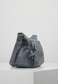 Kipling - GABBIE S - Across body bag - steel grey metal - 3