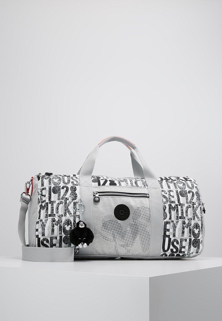 Kipling - DTAGALONG - Weekend bag - grey