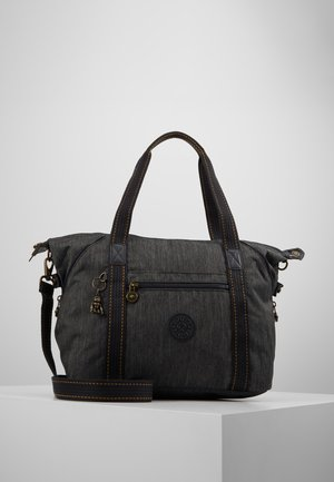 ART - Shopping bag - black indigo