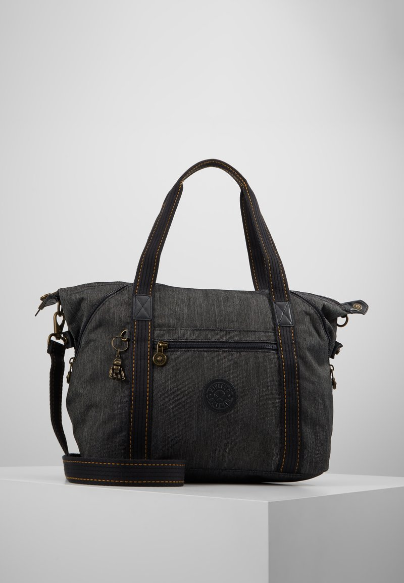 Kipling - ART - Tote bag - black indigo