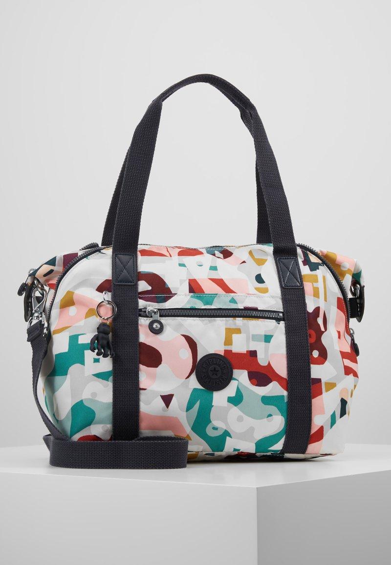 Kipling - ART - Tote bag - multi coloured