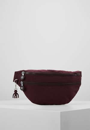 SARA - Bum bag - dark plum