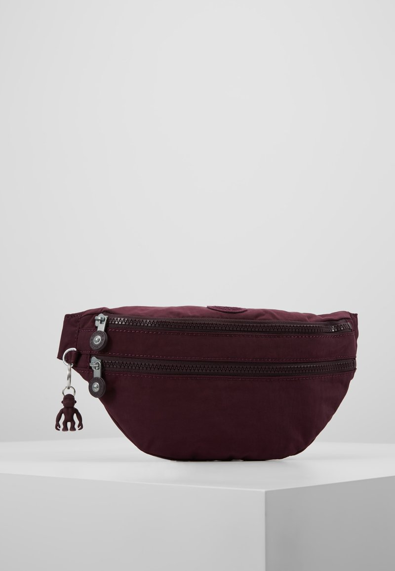 Kipling - SARA - Gürteltasche - dark plum