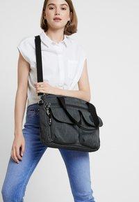 Kipling - MARIC - Laptop bag - black indigo - 1