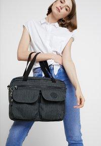 Kipling - MARIC - Laptop bag - black indigo - 6