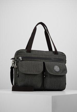MARIC - Laptop bag - black indigo