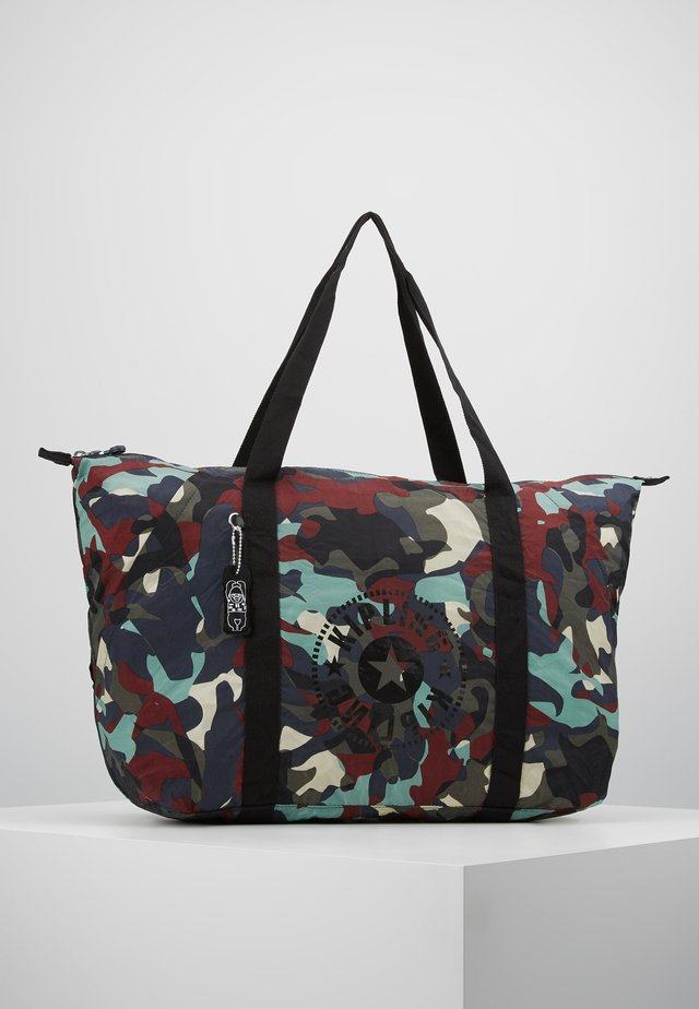ART PACKABLE - Shopper - multi-coloured