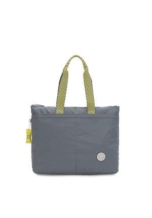 CHIKA - Tote bag - dark carbon