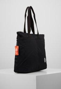 Kipling - CHIKA - Bolso shopping - brave black - 3