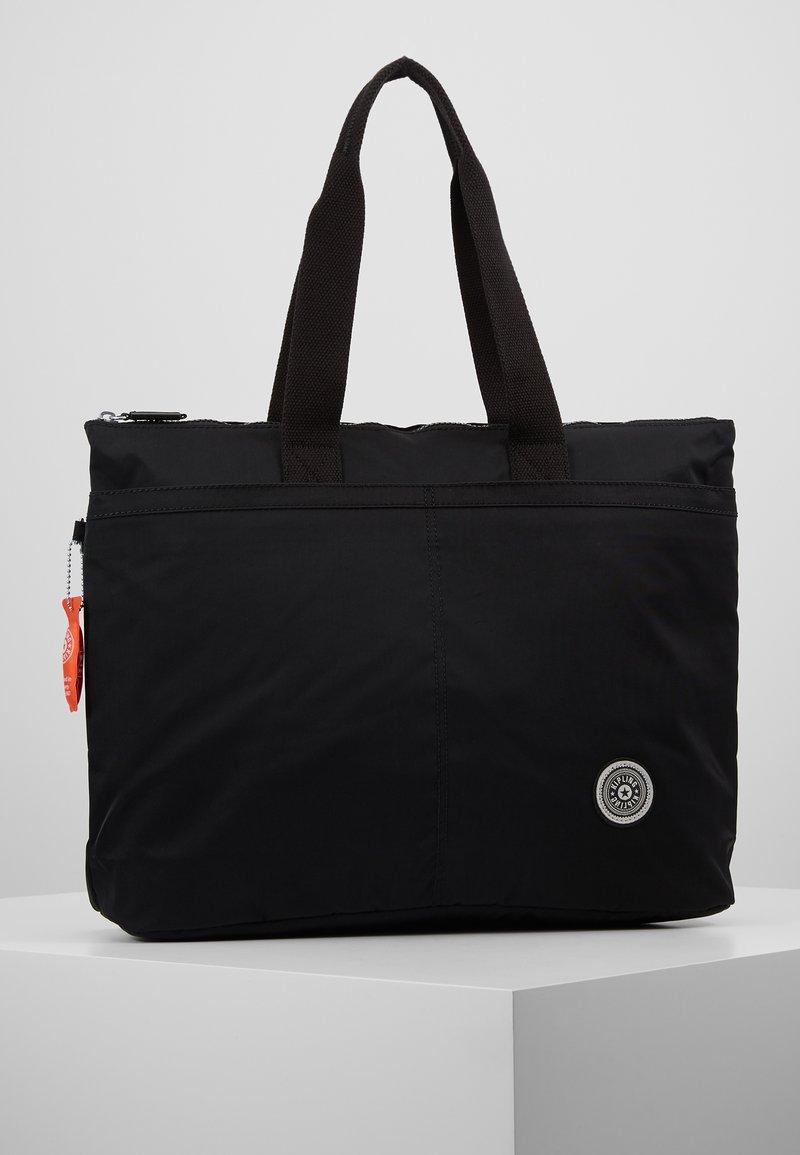 Kipling - CHIKA - Bolso shopping - brave black