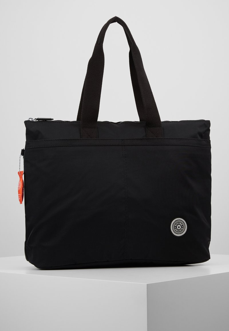 Kipling - CHIKA - Shopping bags - brave black
