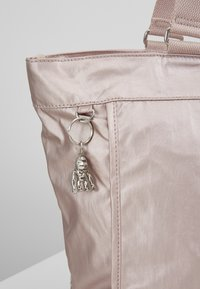 Kipling - NEW SHOPPER - Tote bag - metallic rose - 7