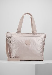 Kipling - NEW SHOPPER - Tote bag - metallic rose - 0