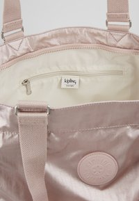 Kipling - NEW SHOPPER - Tote bag - metallic rose - 4