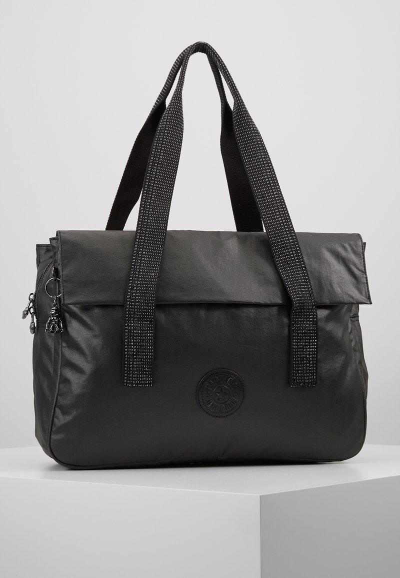 Kipling - PERLANI - Notebooktasche - black metallic