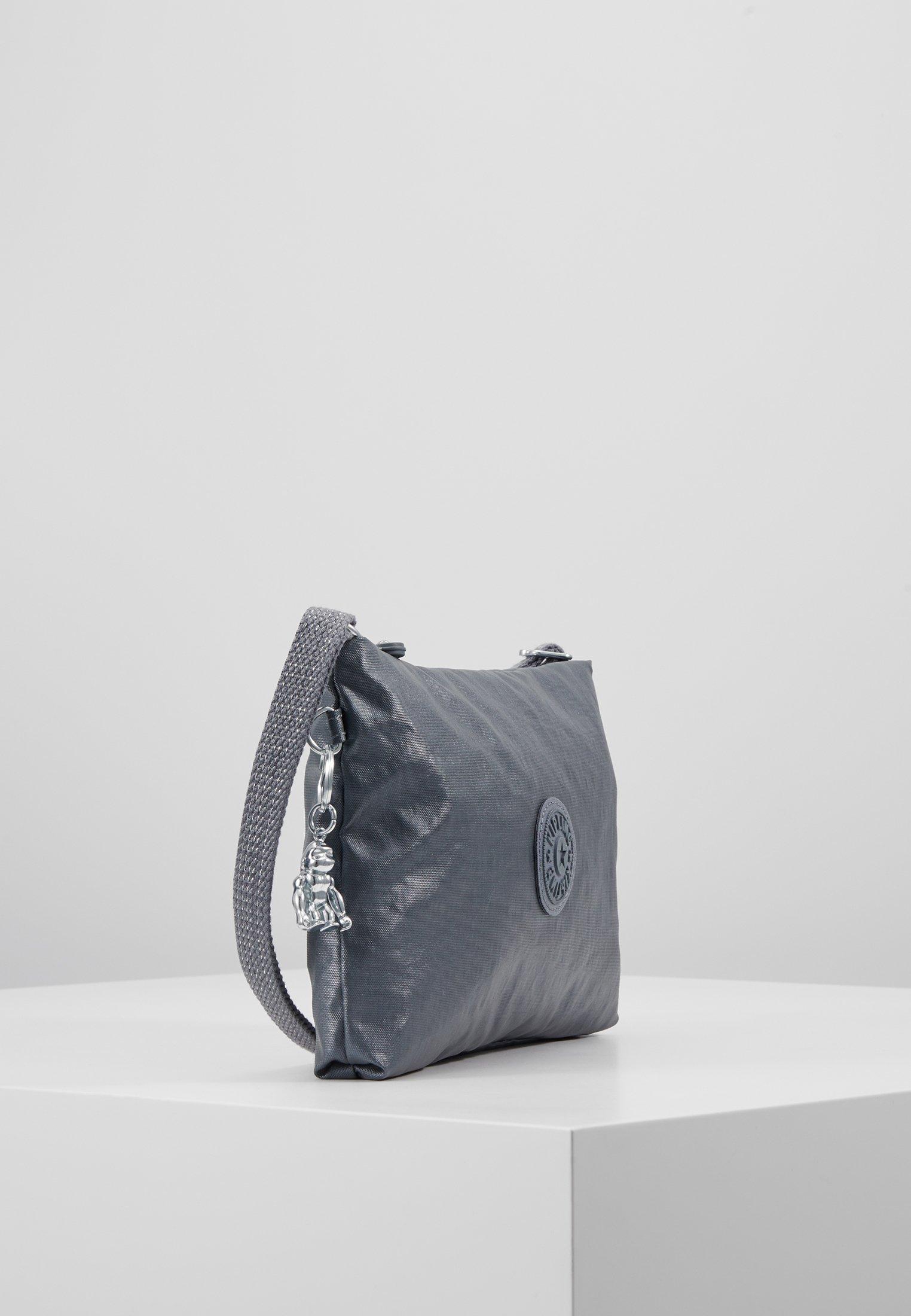 Kipling ATLEZ DUO - Axelremsväska - steel grey gift