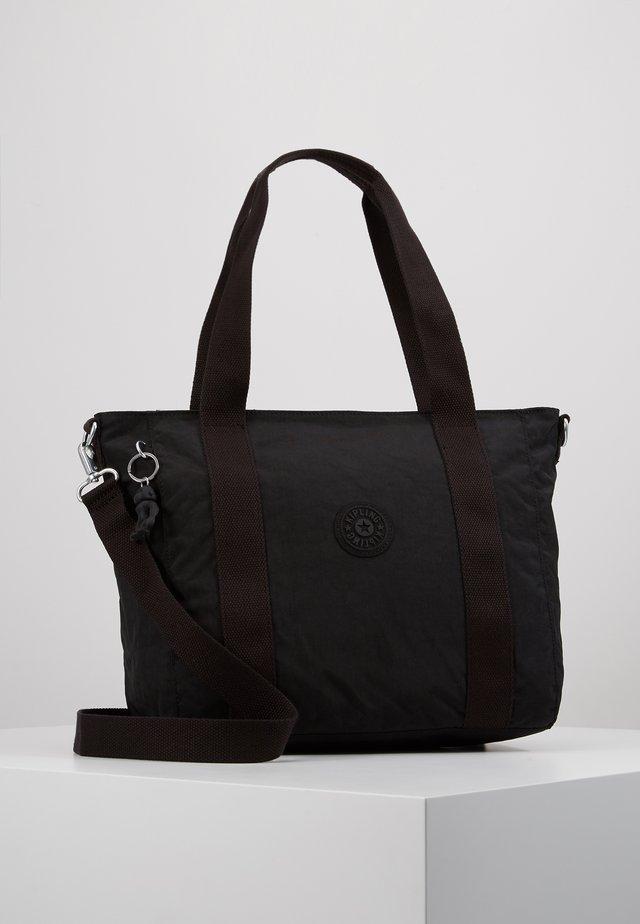 ASSENI S - Handbag - black noir