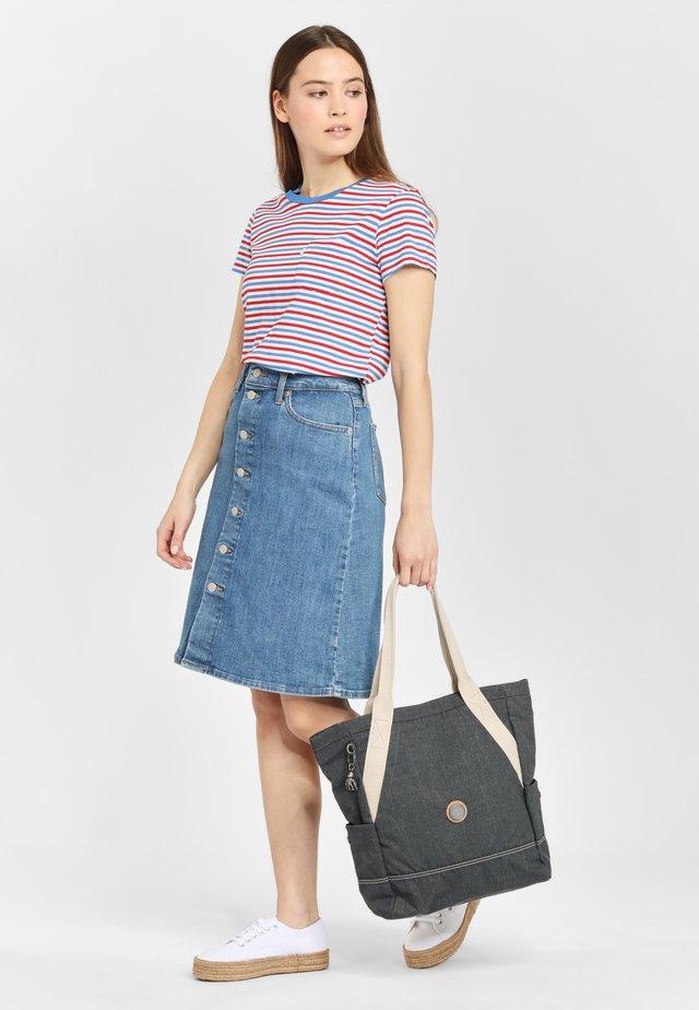 ALMATO - Shopping bag - casual grey